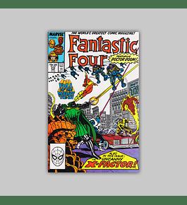 Fantastic Four 312 1988
