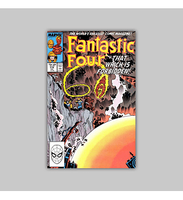 Fantastic Four 316 1988