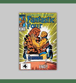 Fantastic Four 317 1988