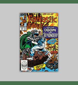 Fantastic Four 319 1988