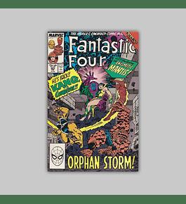 Fantastic Four 323 1989