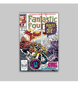 Fantastic Four 324 1989