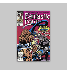 Fantastic Four 331 1989