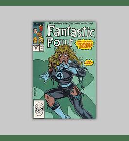 Fantastic Four 332 1988