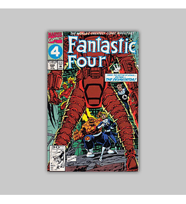 Fantastic Four 359 1991