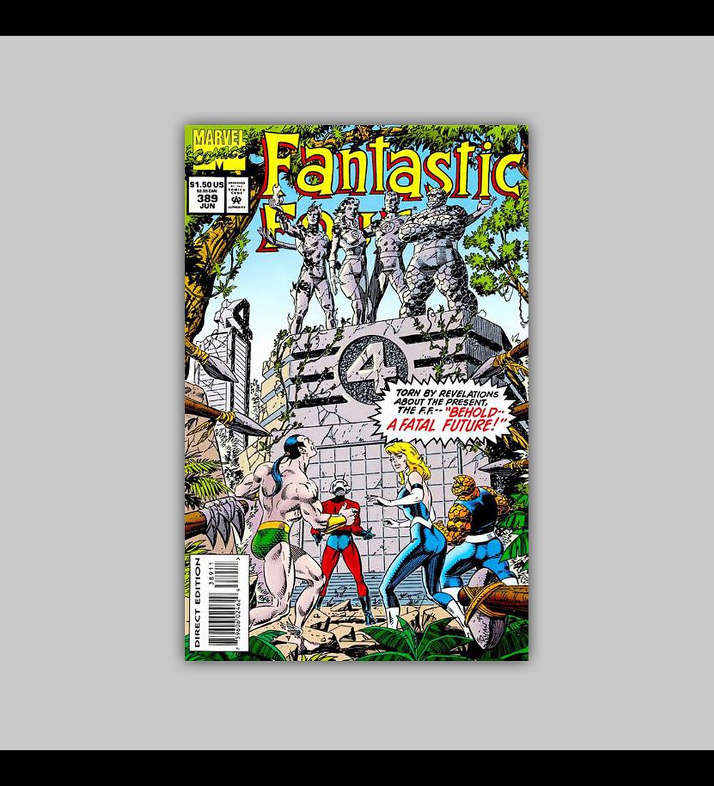 Fantastic Four 389 1994