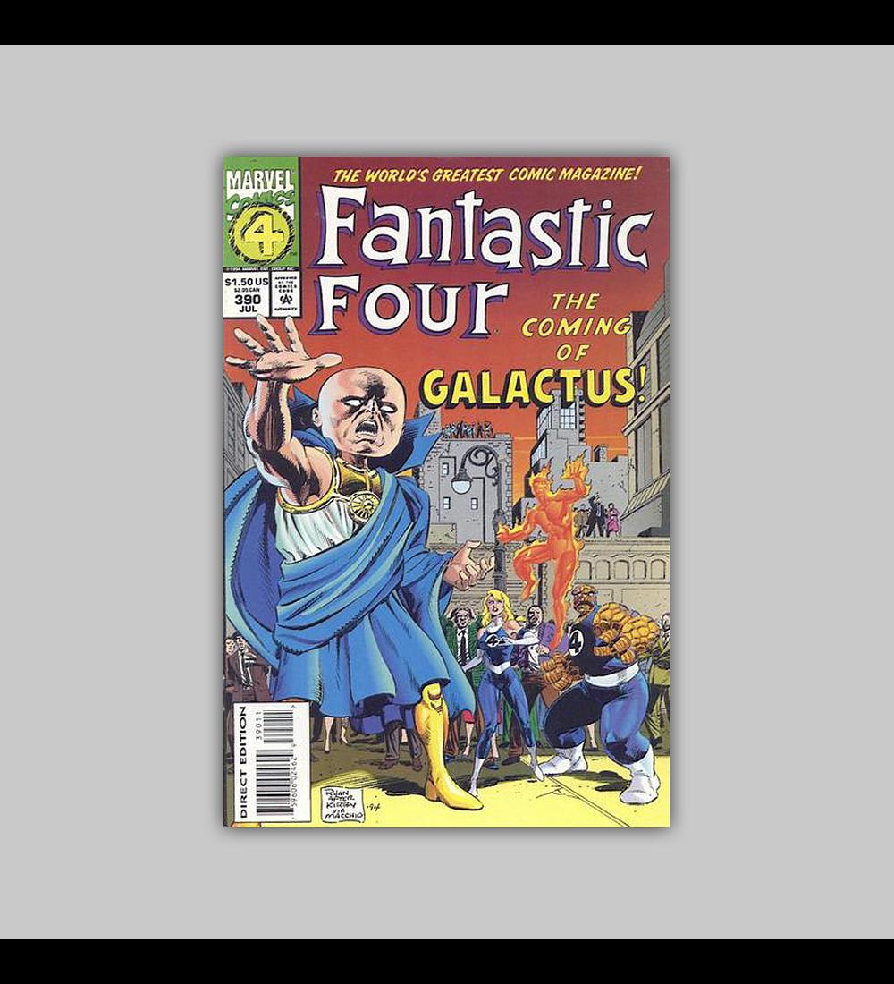 Fantastic Four 390 1994