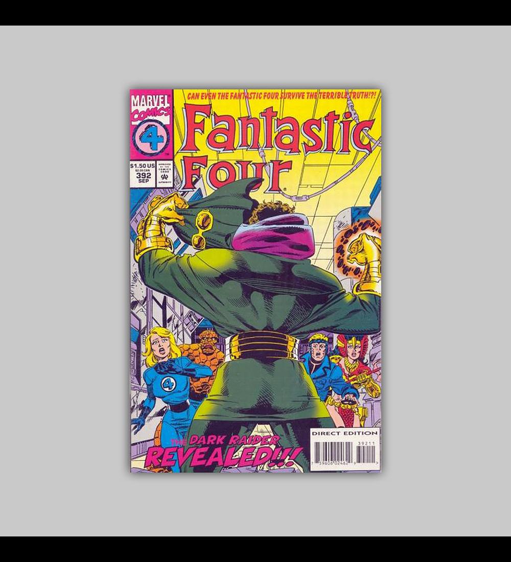 Fantastic Four 392 1994