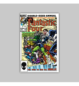 Fantastic Four Annual 19 1985