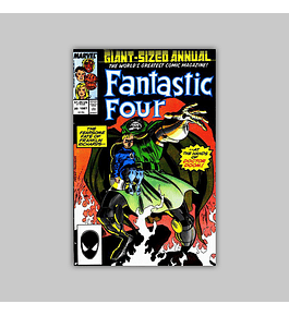 Fantastic Four Annual 20 1985