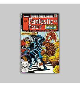 Fantastic Four Annual 21 1988