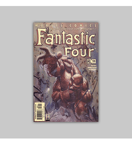 Fantastic Four (Vol. 3) 56 2002