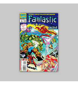 Fantastic Four Unlimited 5 1994