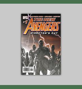 New Avengers 1 Director's Cut 2004
