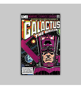 Super-Villain Classics: Galactus the Origin 1 VF (8.0) 1983