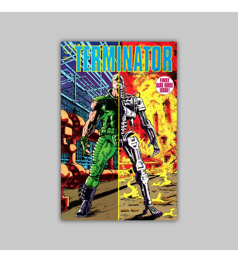 Terminator 1 1990