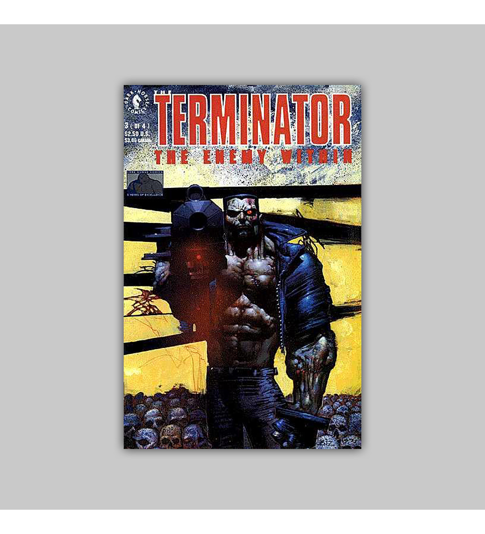 Terminator: The Enemy Within 3 1992