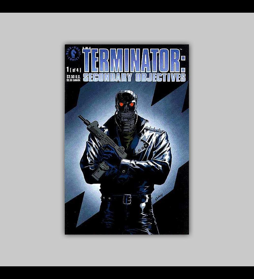 Terminator: Secondary Objectives 1 1991