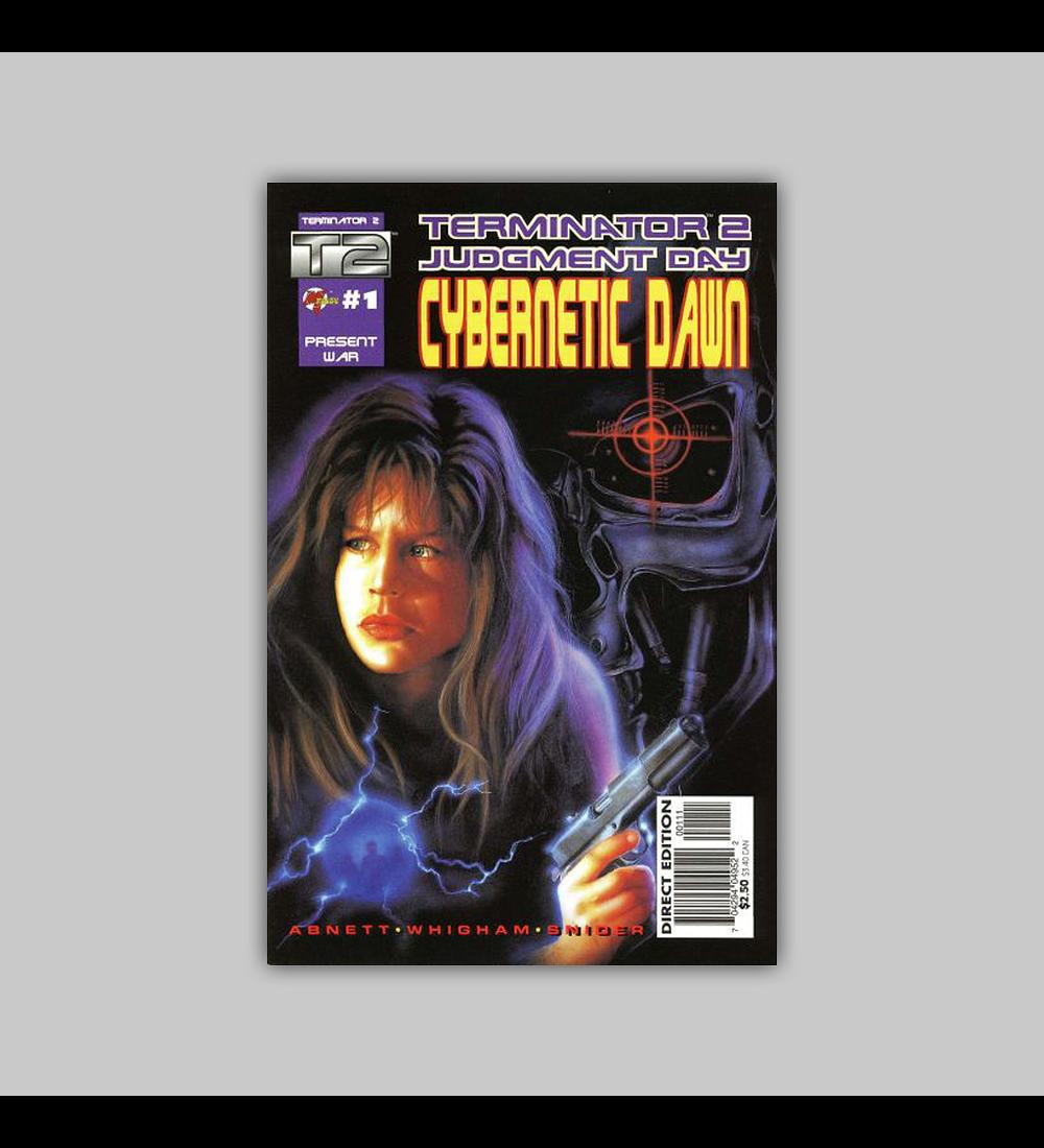 Terminator: Cybernetic Dawn 1 1995