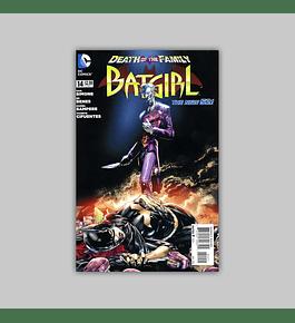Batgirl (Vol. 2) 14 2013