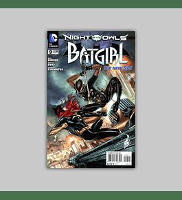 Batgirl (Vol. 2) 9 2012