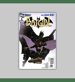 Batgirl (Vol. 2) 6 2012