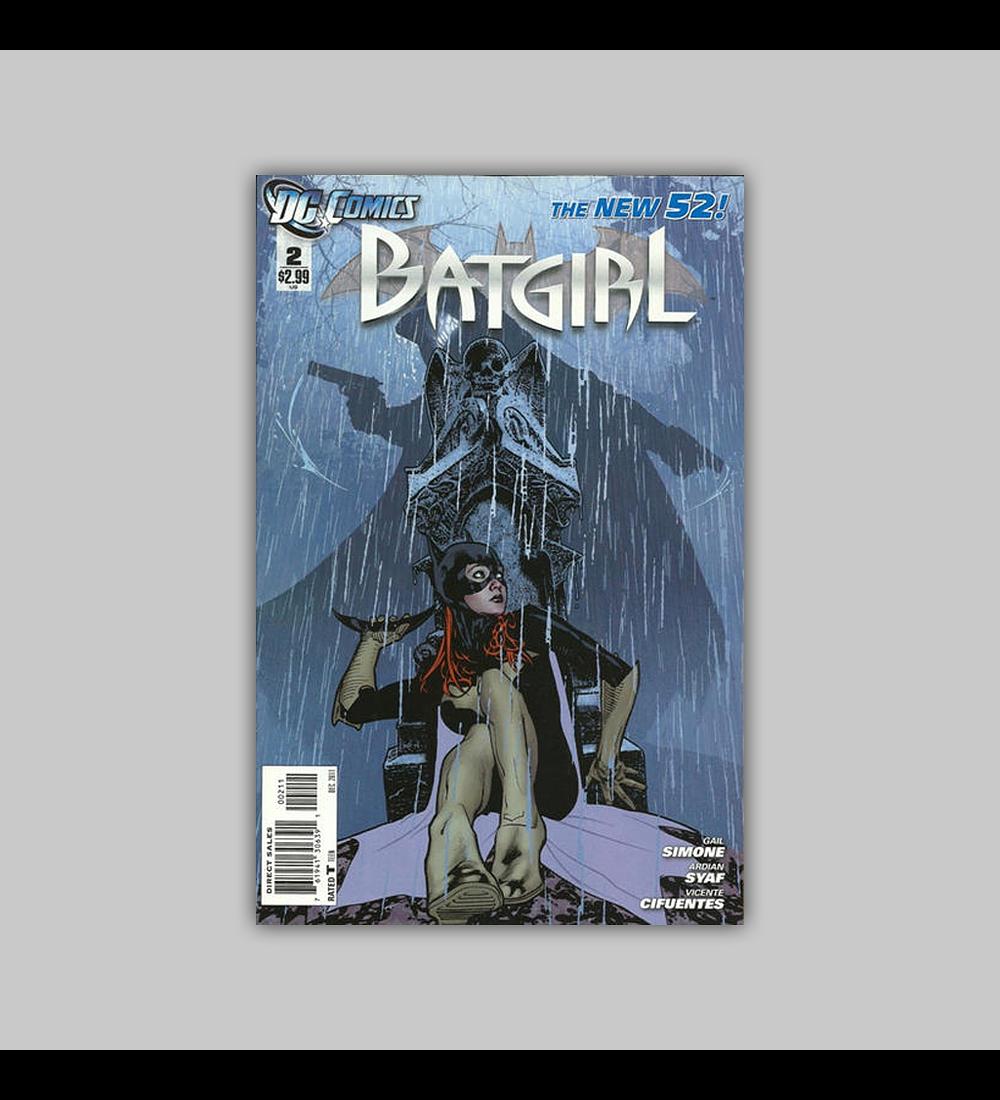 Batgirl (Vol. 2) 2 2011