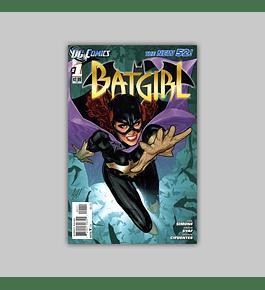 Batgirl (Vol. 2) 1 2011