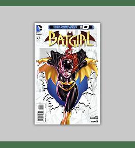Batgirl (Vol. 2) 0 2012