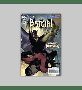 Batgirl (Vol. 2) 3 2012