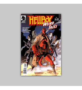 Hellboy Weird Tales 1 2003