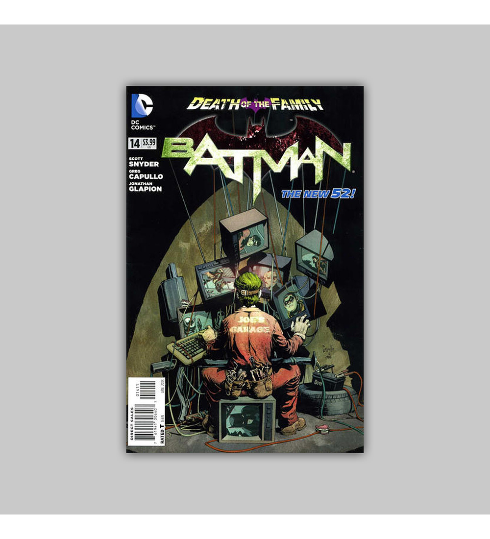 Batman (Vol. 2) 14 2013