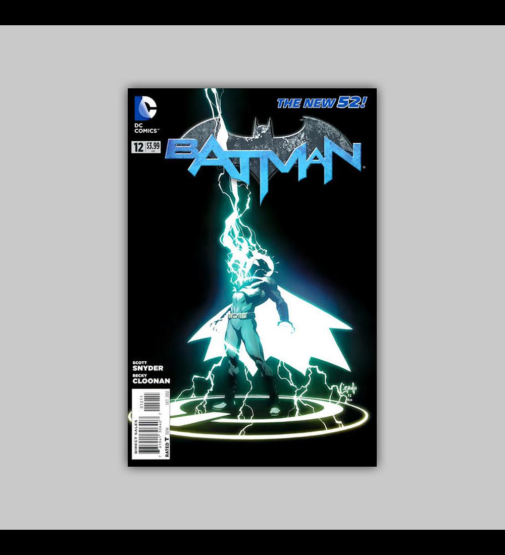 Batman (Vol. 2) 12 2012