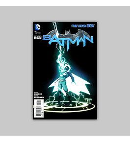 Batman (Vol. 2) 12 2012