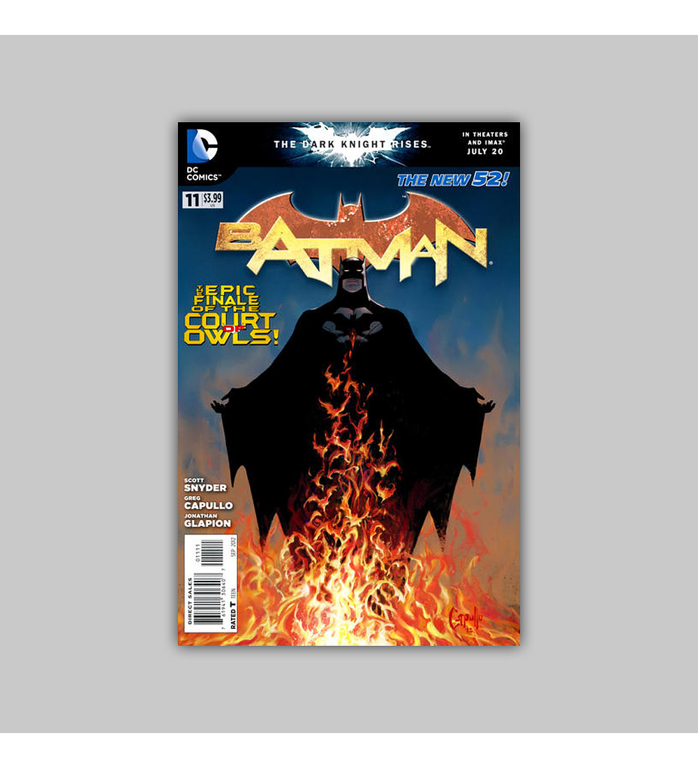 Batman (Vol. 2) 11 2012