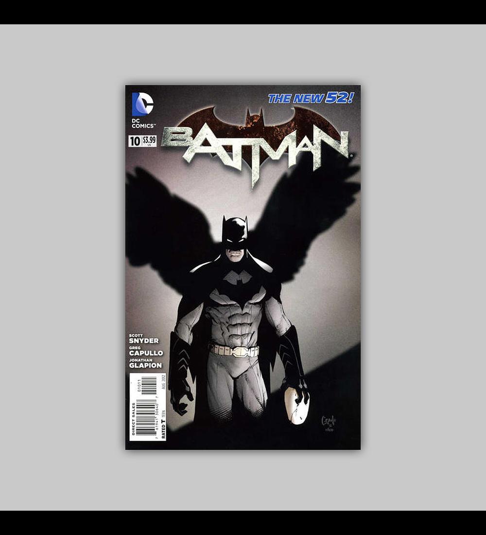 Batman (Vol. 2) 10 2012