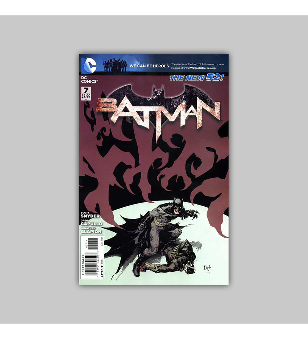 Batman (Vol. 2) 7 2012