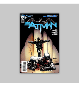 Batman (Vol. 2) 5 2012