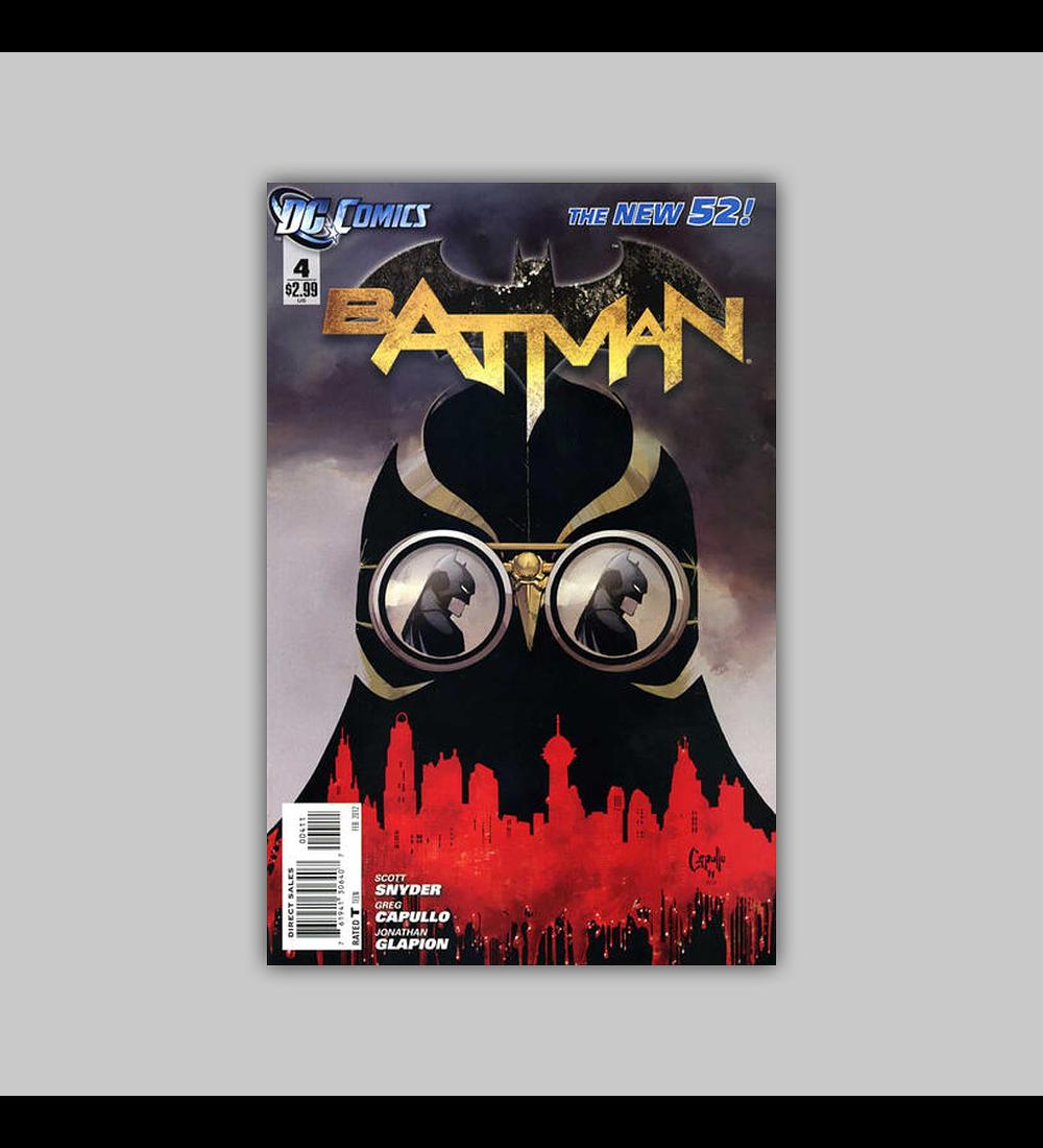 Batman (Vol. 2) 4 2012
