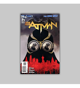 Batman (Vol. 2) 4 2012