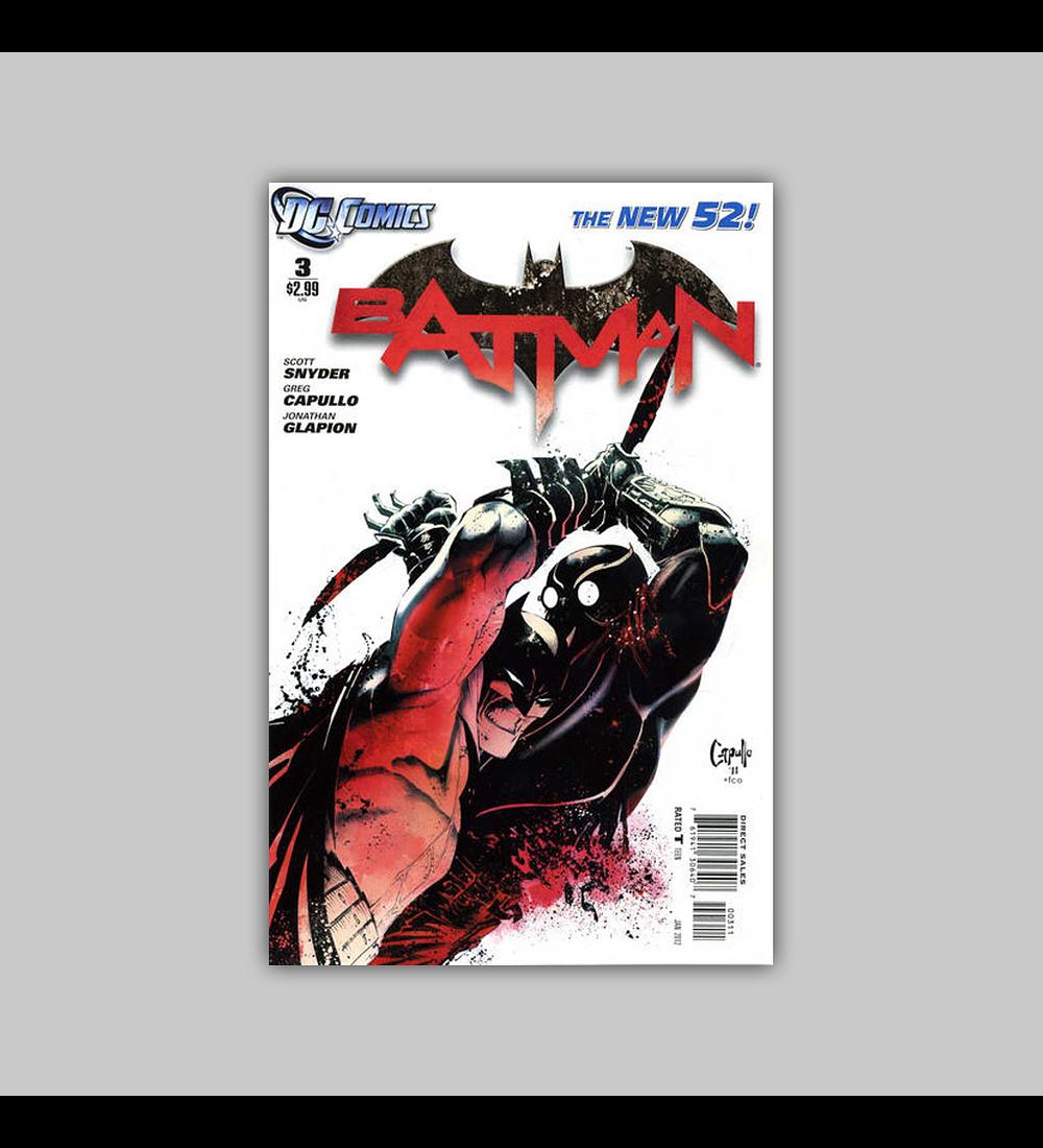 Batman (Vol. 2) 3 2011