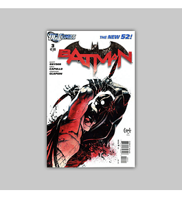 Batman (Vol. 2) 3 2011