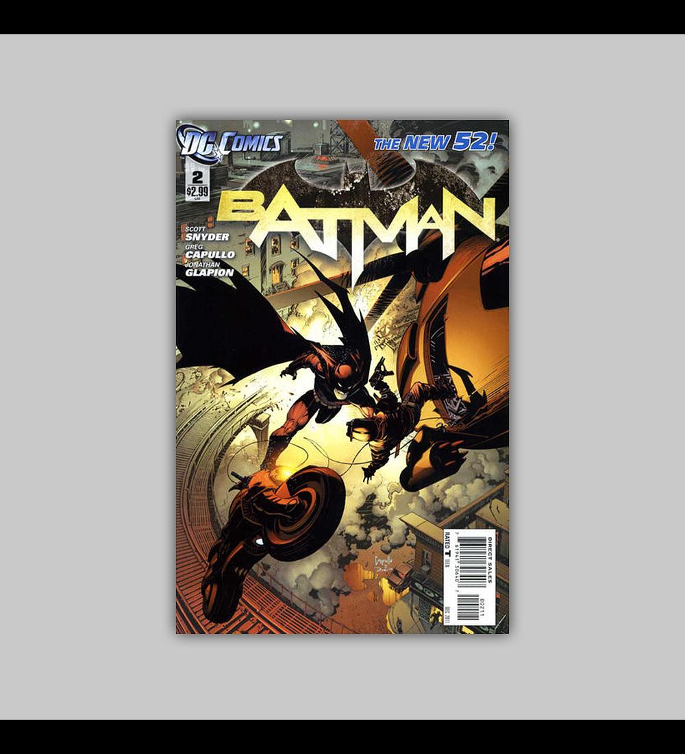 Batman (Vol. 2) 2 2011