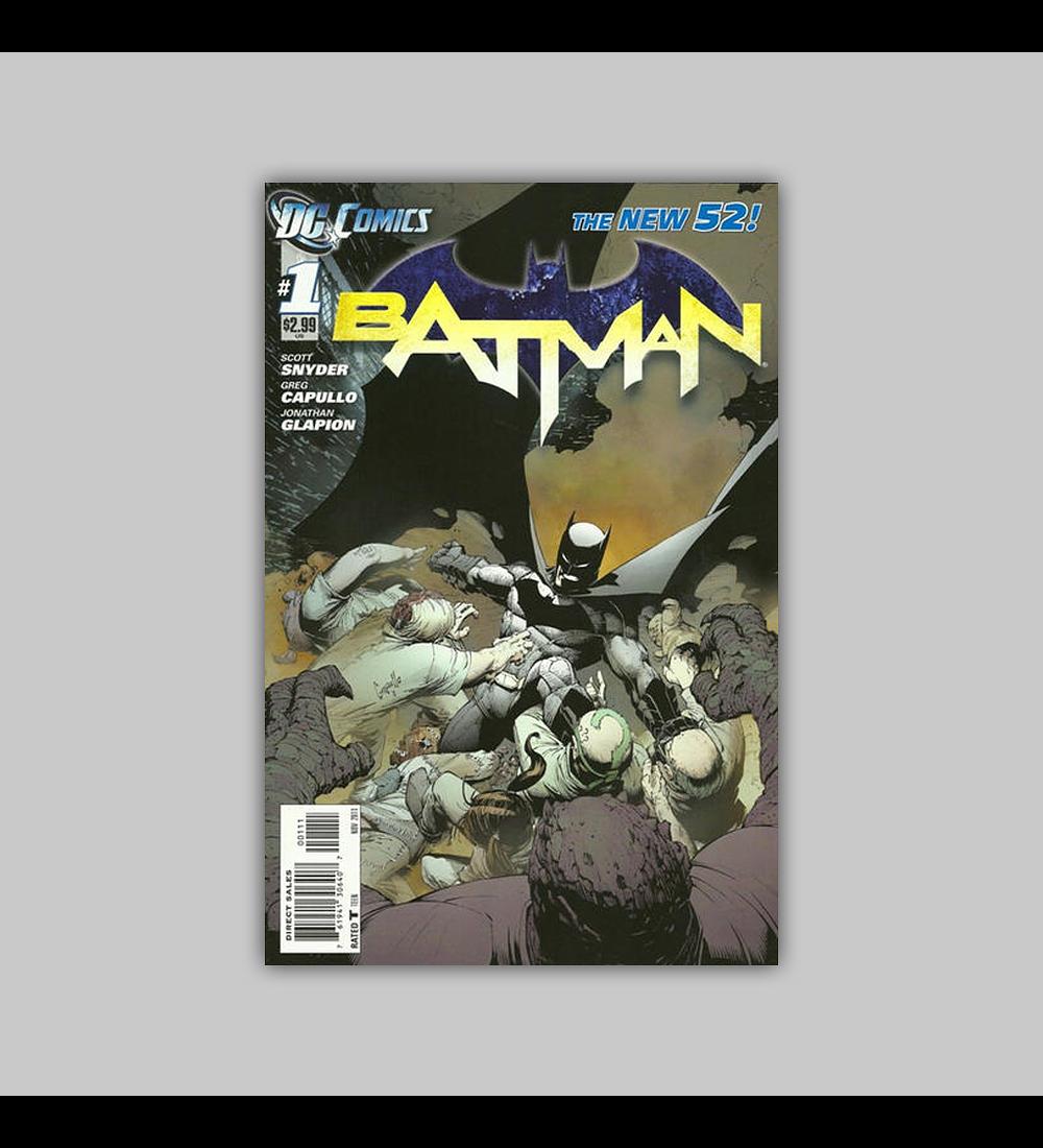 Batman (Vol. 2) 1 2011
