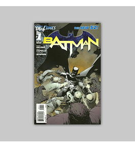 Batman (Vol. 2) 1 2011