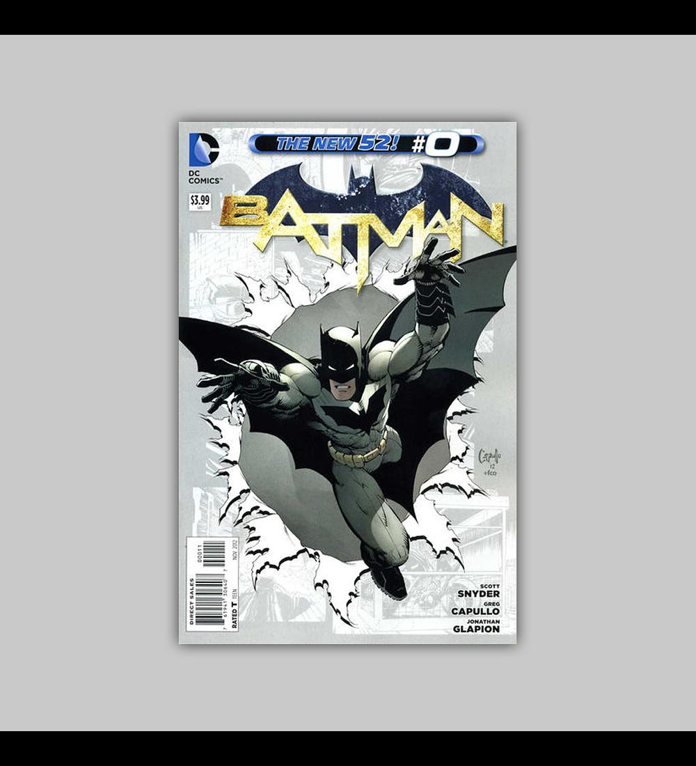 Batman (Vol. 2) 0 2012