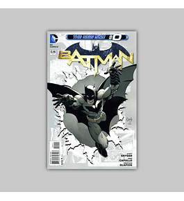 Batman (Vol. 2) 0 2012