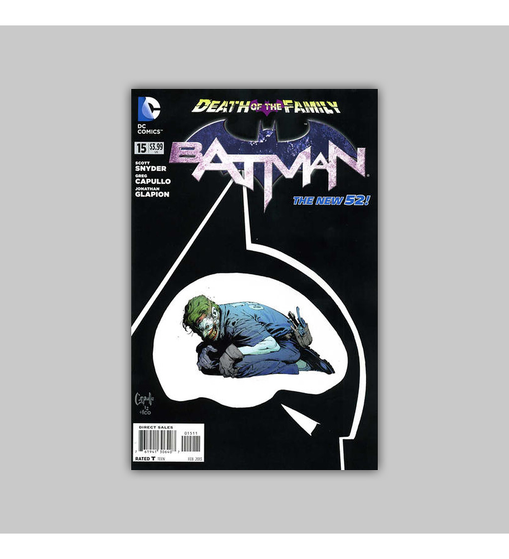 Batman (Vol. 2) 15 2013