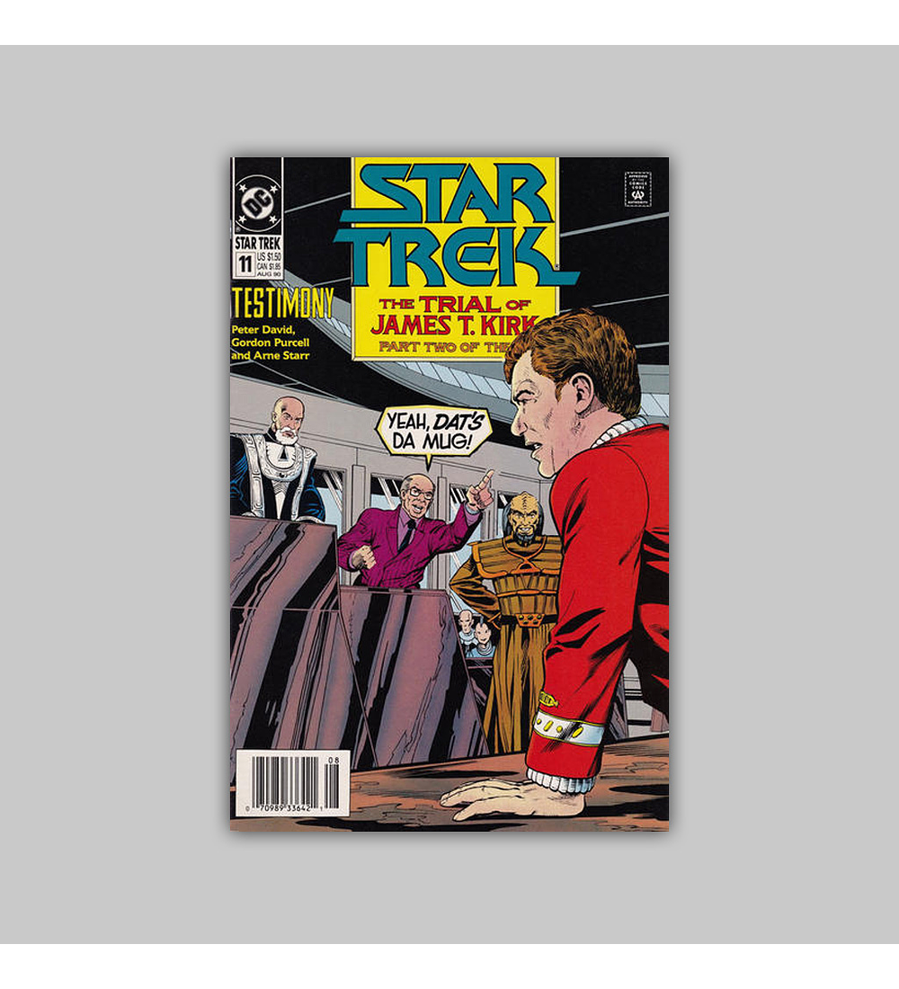 Star Trek (Vol. 2) 11 1990