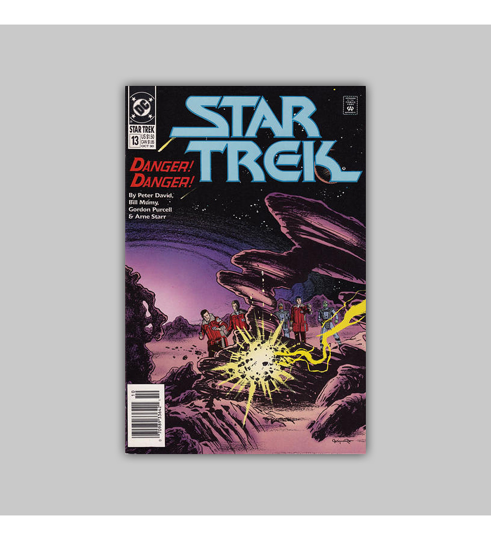 Star Trek (Vol. 2) 13 1990